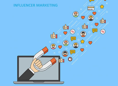 Social Media Influencer Marketing Services